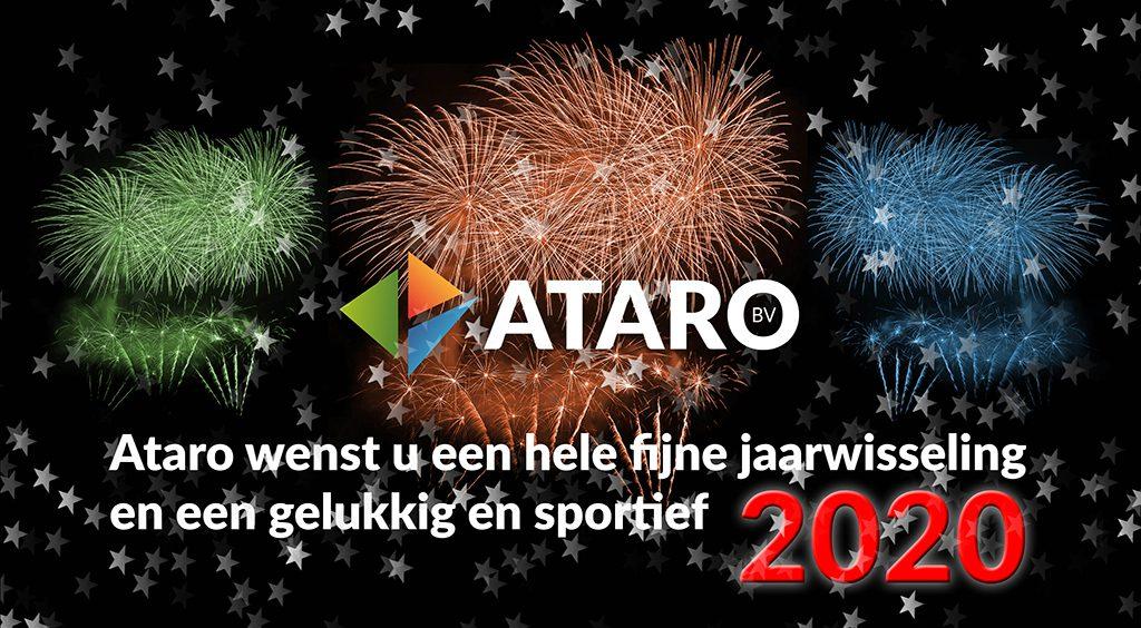 Ataro Lentebad, gelukkig nieuwjaar, 2020